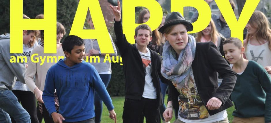 Happy Titelbild mit Katharina Borlinghaus