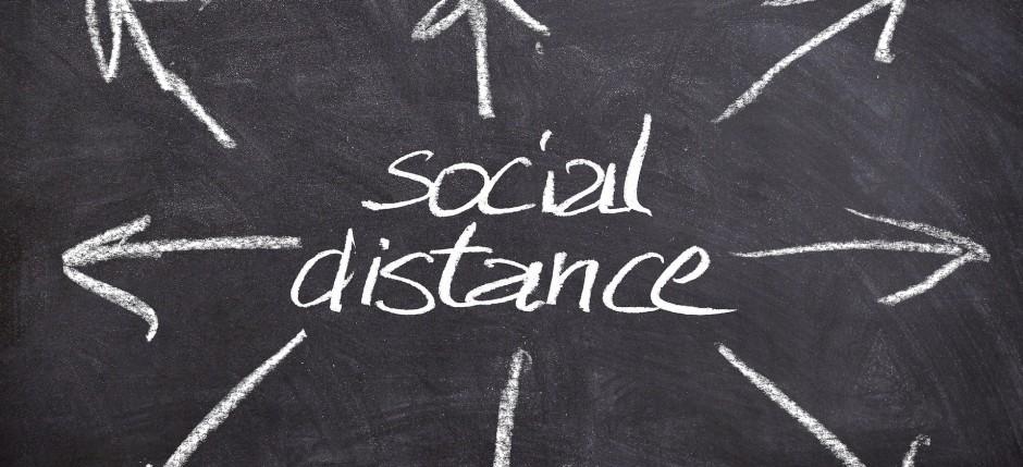 sozial distance cco pixabay